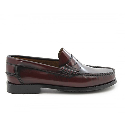 Zapatos Castellanos Marca Benavente Antifaz Piso Goma Negro - Benavente