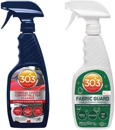 303 Convertible Fabric Top Cleaning and Care...