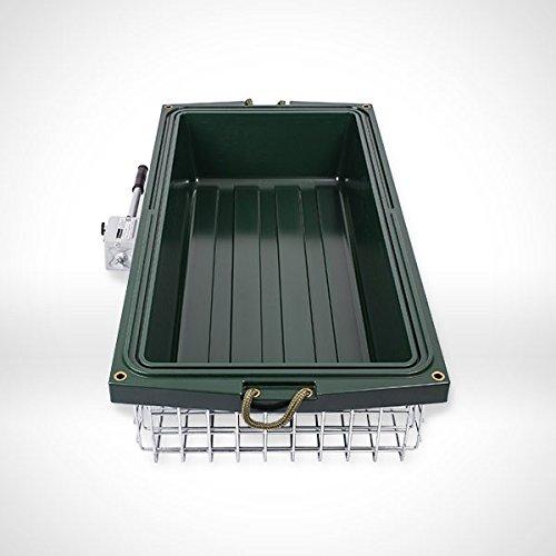 Gehetec 210 Wildträger Heckträger extra tief inkl Wildwanne in sehr hochwertiger Ausführung - 2