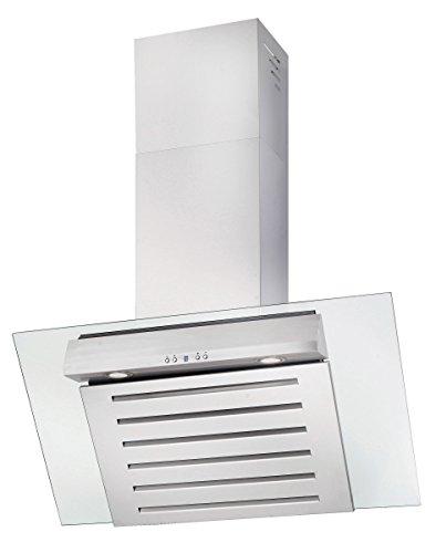 Amica KH17101E Dunstabzugshaube Kaminhaube / 90 cm / 900 m³/h / 4 Stufen / Abluft / Elektroanzeige der Filtersättigung