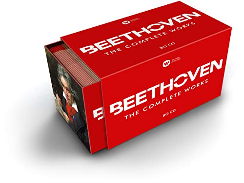 Beethoven – The Complete Works (80CD)