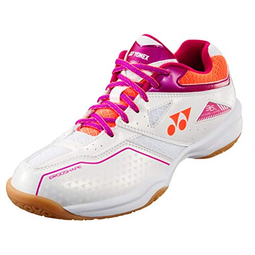 Yonex Power Cushion 35 - Zapatillas de bádminton para Mujer, Color, Talla 39 1/3 EU