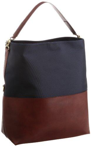 [ロリンザ] 2Way Shoulder Bag 1G12-012-L NVY (ネイビー/F)
