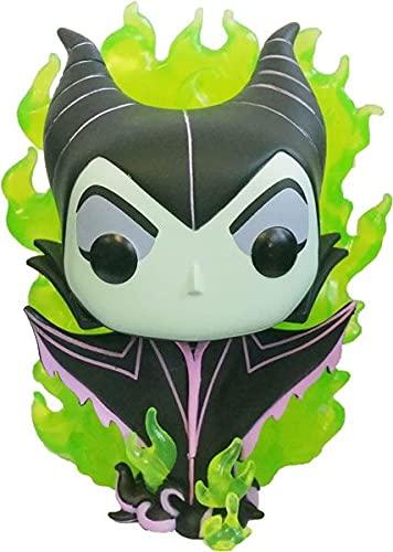 Funko - Disney Maleficent Green Flame Figurine, Multicolore, 11788