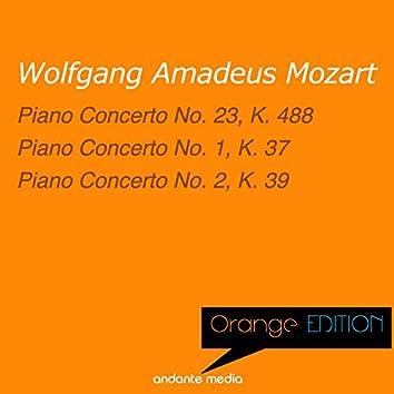 Orange Edition - Mozart: Piano Concerti Nos. 23, 1 & 2