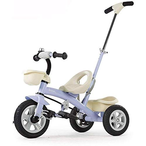Review Of Portable Trike Kids' Tricycles Stroller Baby Bike, Multifunction Children's Tricycle,S...