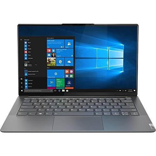 Lenovo IdeaPad S940-14IIL 14' Touch 16GB 512GB X41.3GHz Win10,Iron Grey(Renewed)