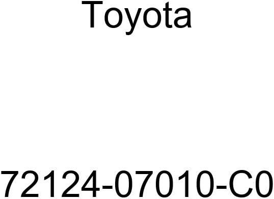 TOYOTA 72124-07010-C0 Seat Save money Brand new Bracket Cover Track