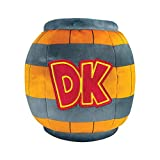 Club Mocchi Mocchi Nintendo Donkey Kong DK Barrel Mega 15 inch Plush Stuffed Toy