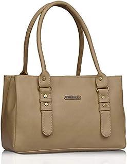 Fristo Cream Women Handbag