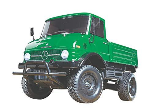 TAMIYA 300058457 - RC Mercedes Benz Unimog 406 CC-01 1:10