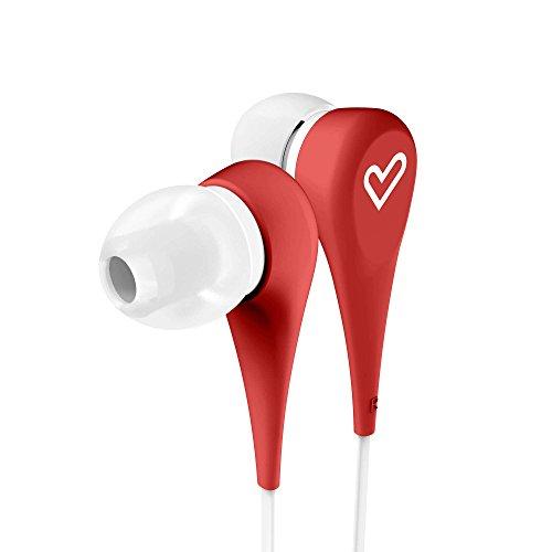 Energy Sistem Earphones Style 1+ Red (Auriculares,