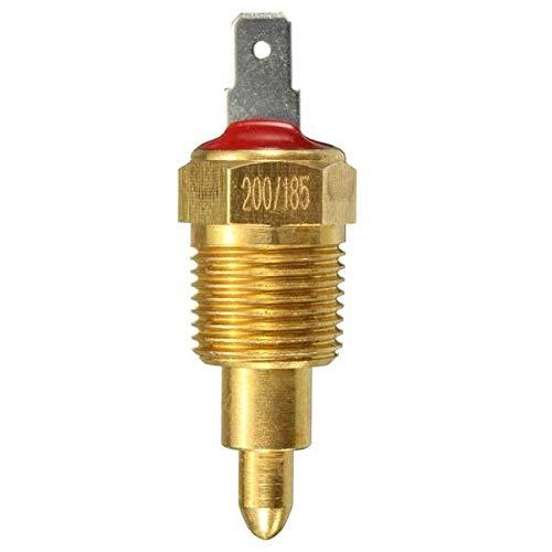 MING-MCZ Duradero Interruptor de Temperatura del Ventilador de refrigeración eléctrico del Motor del Motor NPT 200 ° a 185 ° Fácil de Montar