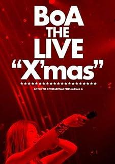 "BoA THE LIVE ""X'mas"" [DVD]"