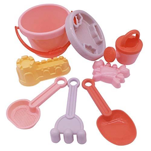Zzlush Educational Spielzeug Kinder lernen Kinder Strand Sand Spielzeug Set Strand Spielzeug Kinderanzug Baby Spielen Mit Sand Spielzeug Sand Grabt Werkzeug Schaufel Spielen Mit Schneeschaufel Eimer S