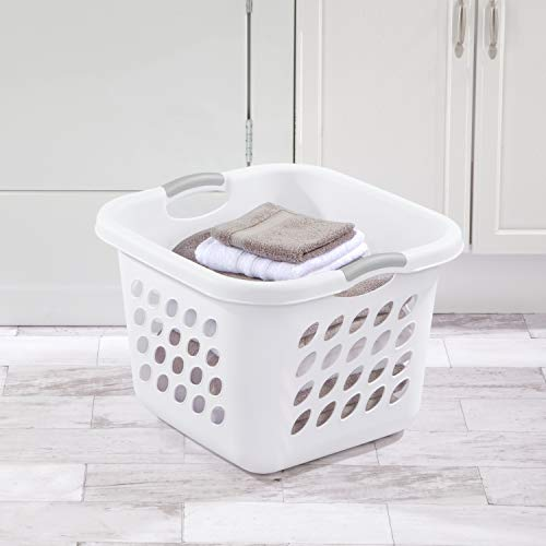 6-Pack Sterilite 1.5 Bushel Laundry Basket  $9.59 at Amazon