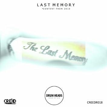 Last Memory EP
