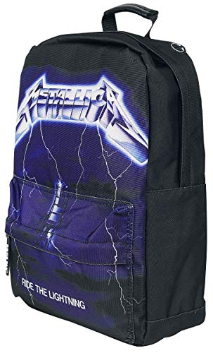 Metallica Ride The Lightning (Classic Rucksack) Rocksax [Vinyl LP]