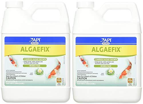 API (2 Pack Pondcare Algaefix Alage Control, 32-Ounce