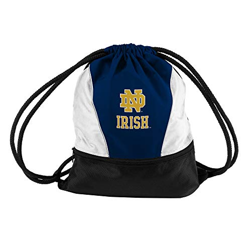 Logo Brands NCAA Notre Dame Fighting Irish Sprint Pack, Small, Team Color