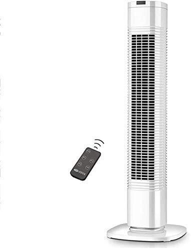 XYSQWZ Mini-Klimaanlage tragbar, intelligenter Mute-Tower-Ventilator für Familien, Fernbedienung, DREI Geschwindigkeiten, 7,5 Stunden, 5 W für das Home Office