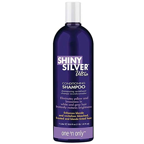 One 'n Only Shiny Silver Ultra Conditioning Shampoo 33.8 fl. oz.