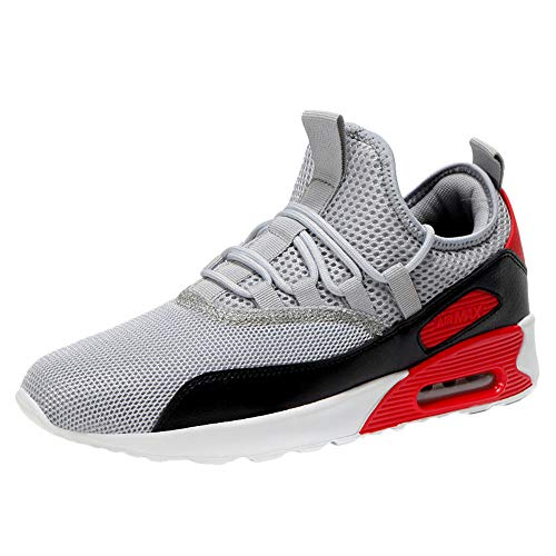 Sneakers Homme Pas Cher ELECTRI Chaussures De Sports RandonnéE Multisport Training Outdoor Baskets Hiver Bateau Lacets Casual Mocassins Mode Running Sneakers