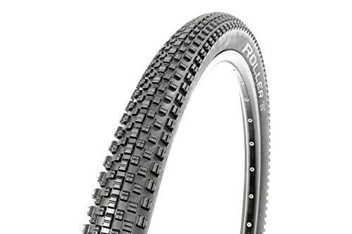 MSC Bikes Roller Neumático Bicicleta, Adultos Unisex, Negro, 27. 5 x 2. 10