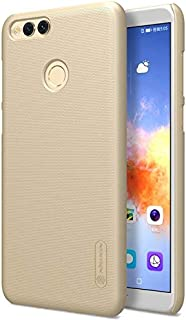 Nillkin Huawei Honor 7X Frosted Hard Shield Phone Case Cover - Gold