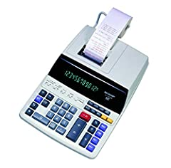 Large 12 Digit Blue Fluorescent Display Fast 4.5 LPS, 2 Color Ribbon Printer Professional Keyboard with Left-Side Grand Total Key Extra heavy duty durability is perfect for power users Uses replaceable Victor ink ribbon 7010 12-Digit display Grand to...