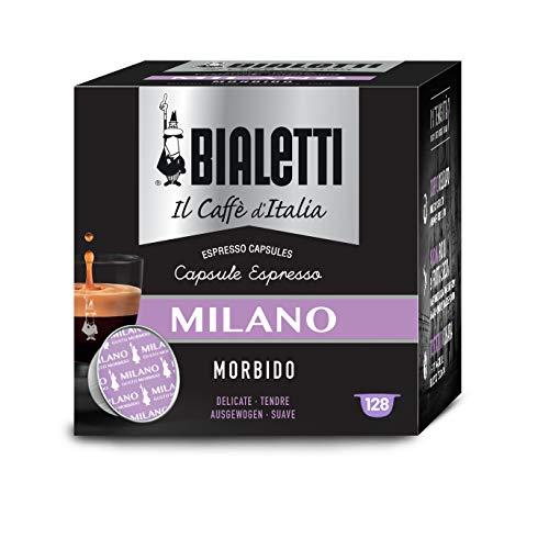 Bialetti Caffè d'Italia Milano - 128 capsule