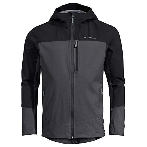 Vaude Herren Jacke Men's Skarvan S Jacket, Black/Grey, L, 40911