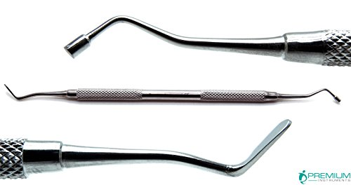 Dental Woodson # 3 Plugger Plastic Composite Filling Double Ended New Instruments