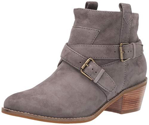 Cole Haan Women's Jensynn Bootie Ankle Boot, Stormcloud Suede, 10.5 B US