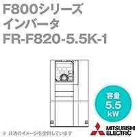 三菱電機 FR-F820-5.5K-1 ファン・ポンプ用インバータ FREQROL-F800シリーズ 三相200V (容量:5.5kW) (FMタイプ) NN
