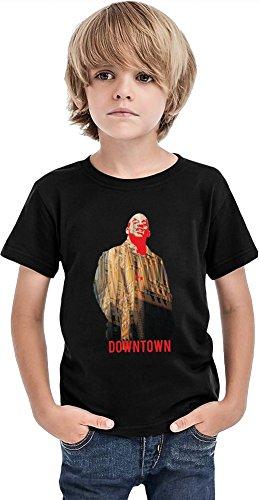 Vin Diesel Downtown - Camiseta infantil, Negro, 4-5 Años