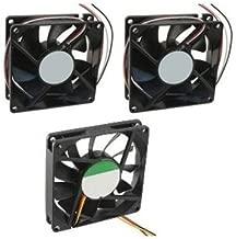 Cisco ACS-3825-FAN-KIT For 3825 Router Fan 1 / Fan 2 & Fan 3 Replacement Kit (3 New Fans in Pack)