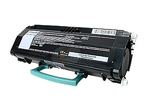 Toner Nero Compatibile Stampanti Lexmark X264DN X363DN X364DW X364DN 9K X264H11G