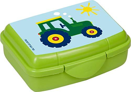 Spiegelburg Coppenrath 16610 - Mini-Snackbox Traktor (Wenn ich mal groß Bin)