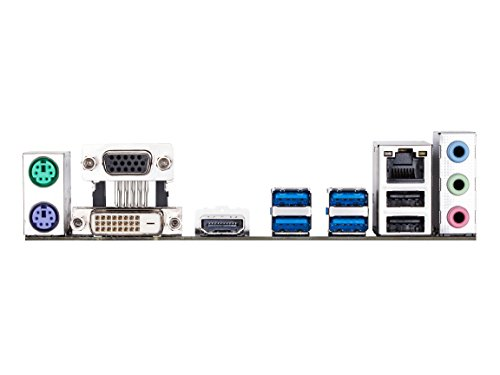 GIGABYTE GA-A320M-S2H AMD A320 AM4 MAX-32GB DDR4 Micro ATX PCIE16