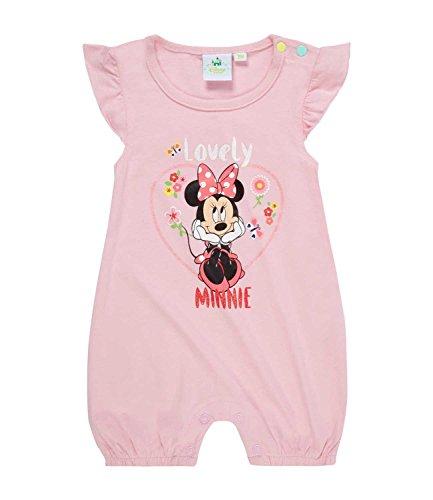 Disney Minnie Babies Body bebé - Rosa - 12M