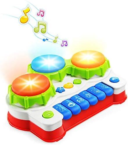 NextX Jouet Bébé Cadeau de Noel Jouet Musical Instrument de Musique Pianos et Claviers pour Petits