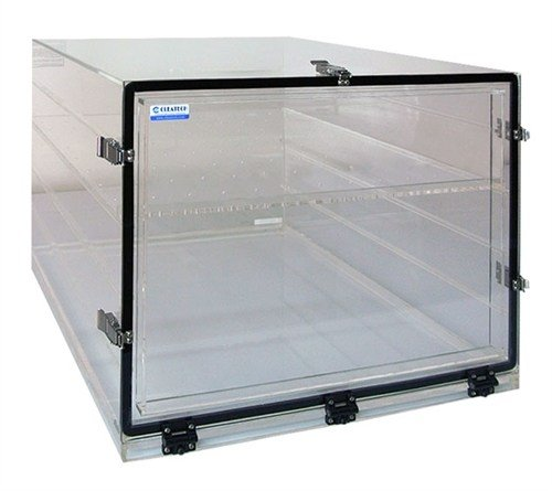 Portable Desiccator Spasm price Cabinet Ranking TOP15 Clear 24Wx24 Static Dissipative PVC
