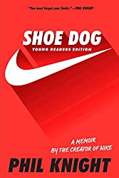 red book cover nike symbol