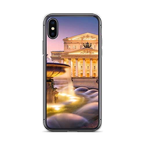 blitzversand Funda para teléfono móvil Krim Petersburg, compatible con Samsung Galaxy S5 Mini, diseño de Bolshoy Theater