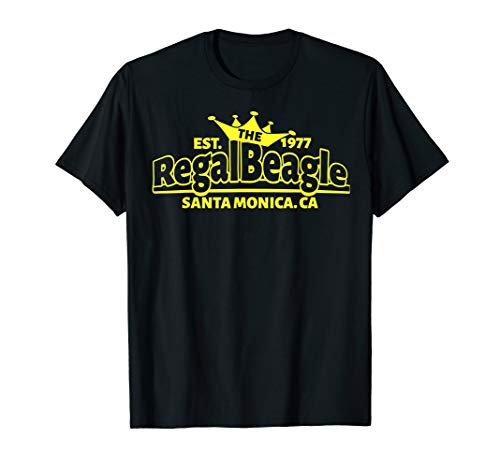 The Regal Beagle Company Sitcom 70s 80s Threes Funny T-Shirt