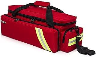 Bolsa para emergencias oxigenoterapia roja