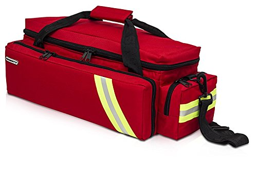 ELITE BAGS OXYGEN THERAPY BAG Sauerstofftasche (65 x 26 x 24cm) (rot)