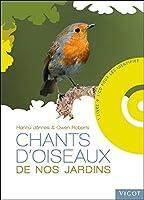 Chants d'oiseaux de nos jardins
