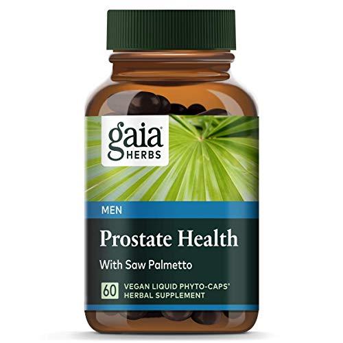 Gaia Herbs Prostate Health Liquid Phyto-Capsules, 60 Count